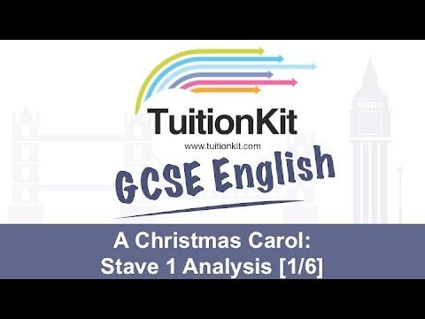 A Christmas Carol Stave 1 Summary.A Christmas Carol Stave 1 Analysis 1 6 English Literature