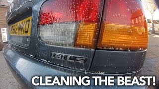 CLEANING THE BEAST // #019