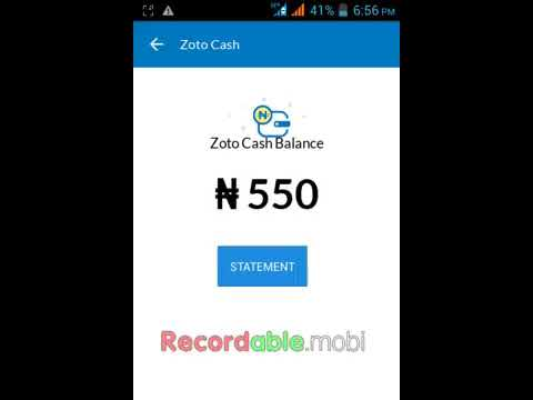 Get free N1,000 airtime from first N50 recharge with Zoto Nigeria App