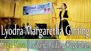 Lyodra Margaretha Ginting | Lagu Karo Rudang Rudang kegeluhen | Syukuran Sribana PA DPRD Langkat