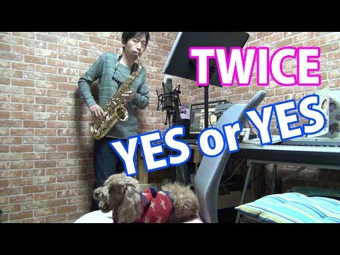 TWICE - YES Or YES - Alto Saxophone Cover