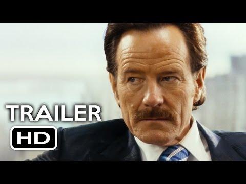 The Infiltrator Official Trailer #1 (2016) Bryan Cranston, John Leguizamo Crime Movie HD