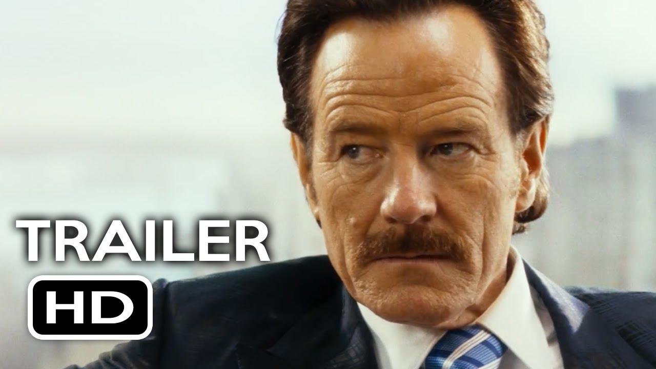 The Infiltrator Official Trailer 1 2016 Bryan Cranston John Leguizamo Crime Movie Hd Youtube