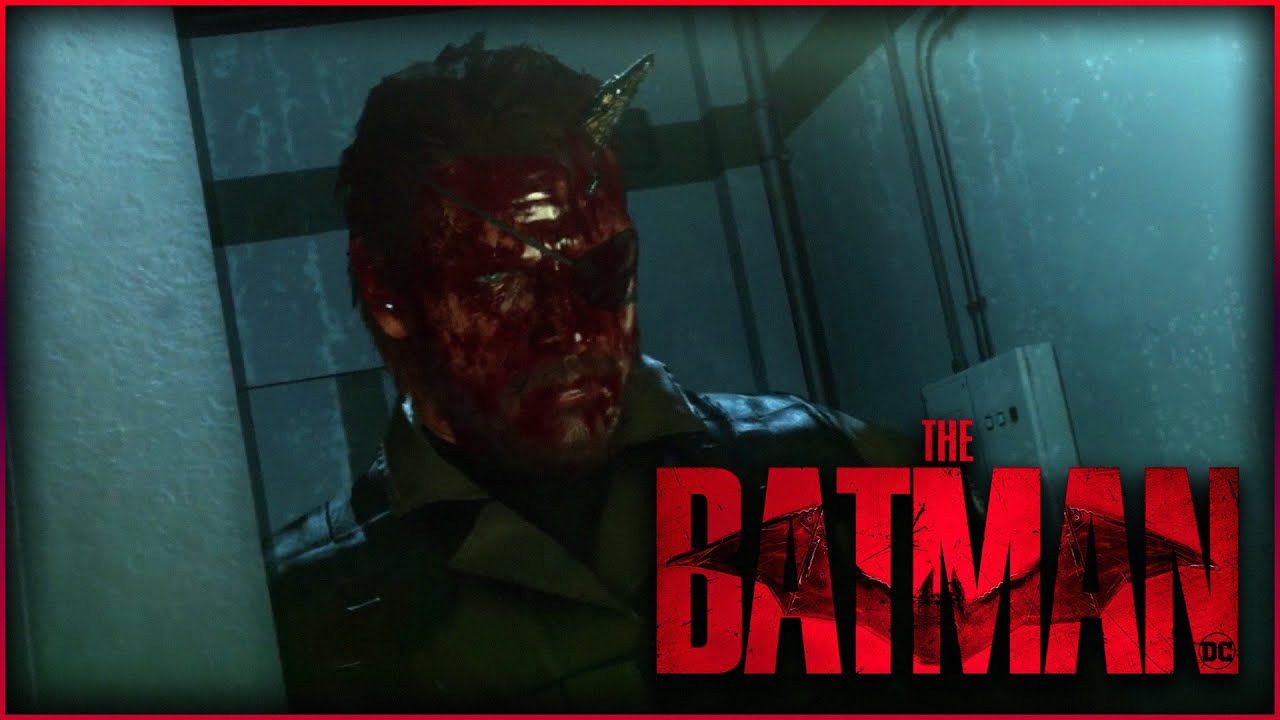 Metal Gear Saga Trailer | THE BATMAN STYLE