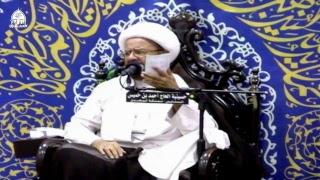 المجلس الحسيني ليلة 29 رمضان 1438 هـ / الشيخ عبدالله الديهي thumbnail