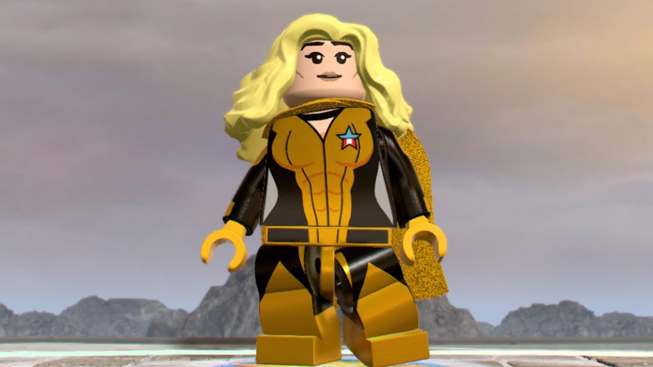 LEGO Marvel Super Heroes 2 - Aleta Ogord - Open World Free ...