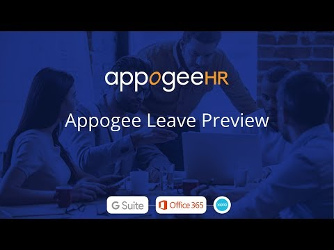 Appogee Leave Preview