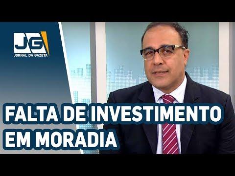 Vinícius Torres Freire / Falta investimento em moradia