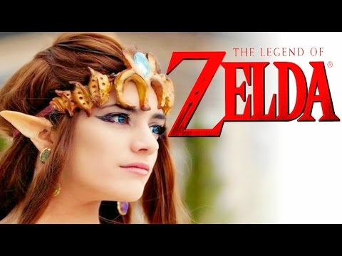 Legend of Zelda Live Action TV Show on Netflix? | Macintyre