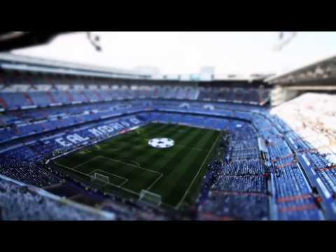 Santiago Bernabeu Stadium   HD