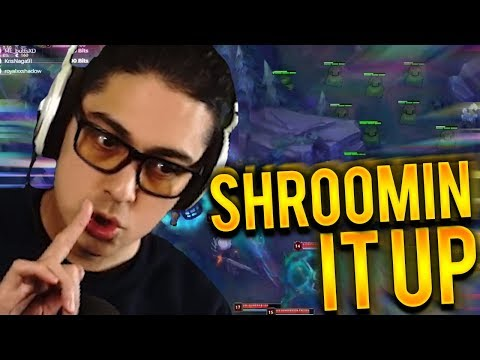 WE SHROOMIN UP THE WHOLE MAP - Trick2G