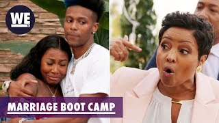Judge Toler Lays Down the LAW | Marriage Boot Camp: Hip Hop Edition