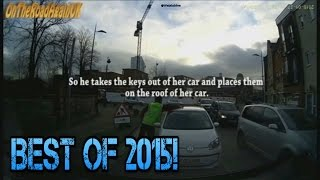 The Worst Drivers In The UK 2015!(2015 was a crazy year! Packed into this compilation are the best of road rage, accidents and also the worst personal mistakes by myself and others, because ..., 2016-01-01T17:53:10.000Z)