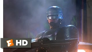 RoboCop 2 (2/11) Movie CLIP - RoboCop Returns (1990) HD