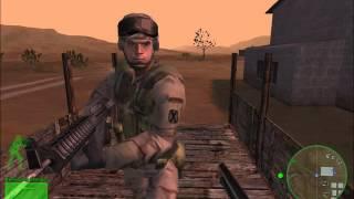 Delta Force Black Hawk Down  Bölüm:1 River Raid