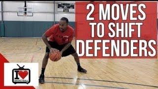 【籃球教學】晃動性超強!兩招超實用過人動作!