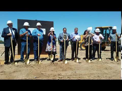 Imperial Valley Food Bank Ground Breaking