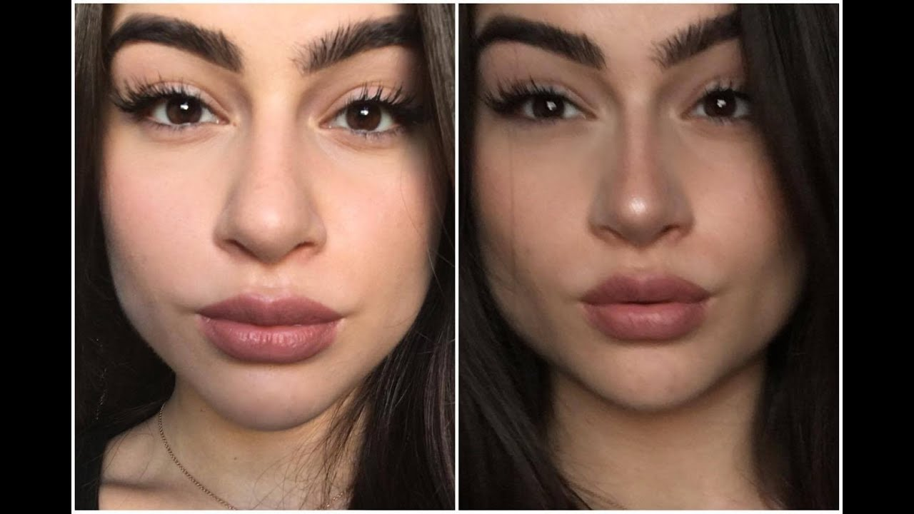Thepowerofmakeup Nose Contouring I Aylin Melisa Youtube