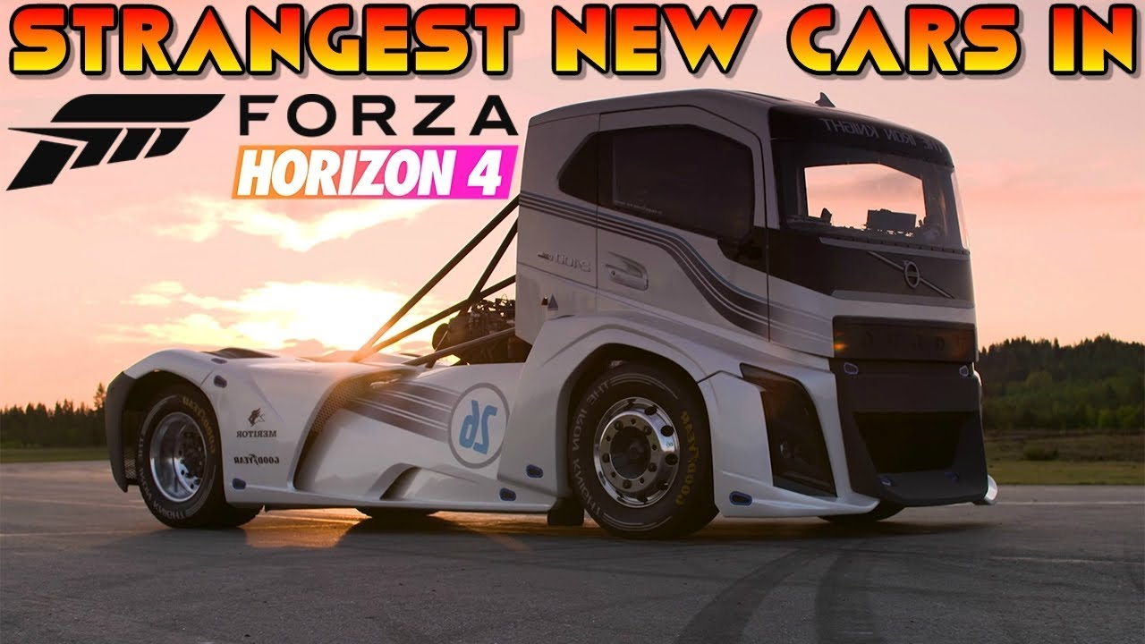 Best Custom Cars Forza Horizon 4