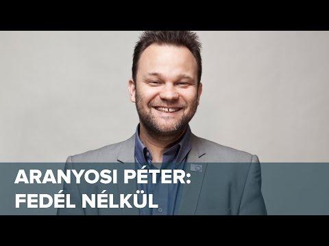 Fedél nélkül | Stand-up | Aranyosi Péter