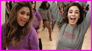 Fifth Harmony teaches Choreography for Sledgehammer - Fifth Harmony Takeover Ep. 39