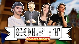 #GameNight - Golf It! (w/ Shelby, HBomb & Graser!)