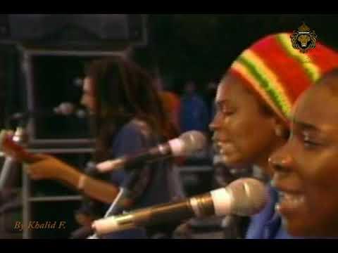 Running Away - BOB MARLEY - CONCERT -SANTA BARBARA 1979