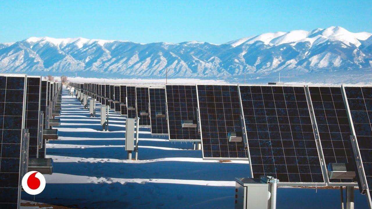 Visitamos la primera ciudad de EEUU alimentada solo por energías renovables