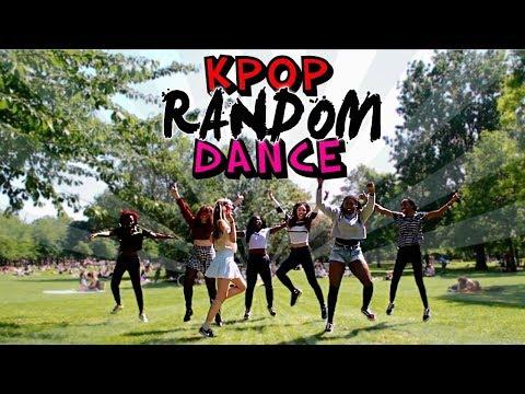Kpop Random Dance Game #1【Xina x KrushLDN】