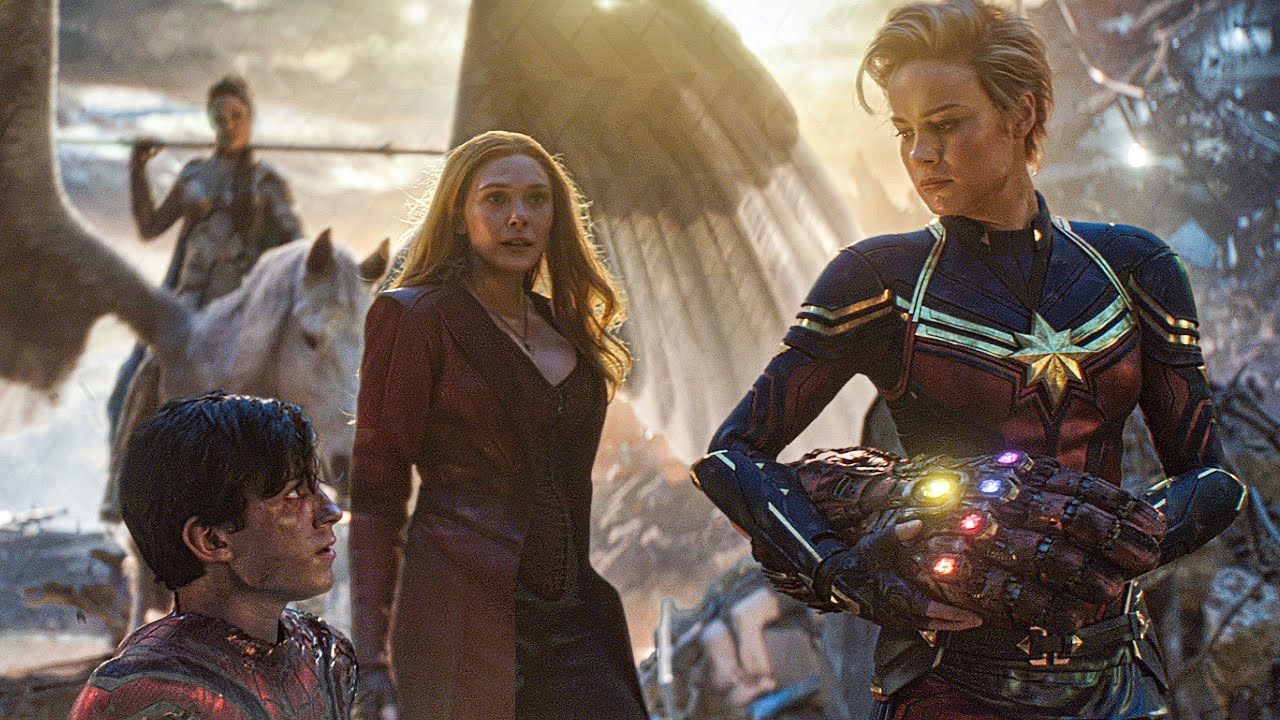 Female Avengers Unite in Final Battle - AVENGERS 4: ENDGAME Bonus Clip (2019) - YouTube