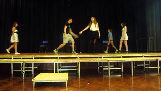 UNTITLED - Love The Way You Lie - Physical Theatre Routine