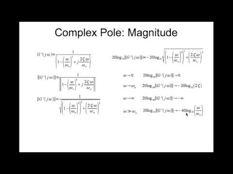 Mechanics of drawing bode plots by hand complex poles and zeros mechanics of drawing bode plots by hand complex poles and zeros youtube ccuart Choice Image