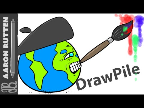 DrawPile Tutorial for Beginners - Web-Based Collaborative Drawing