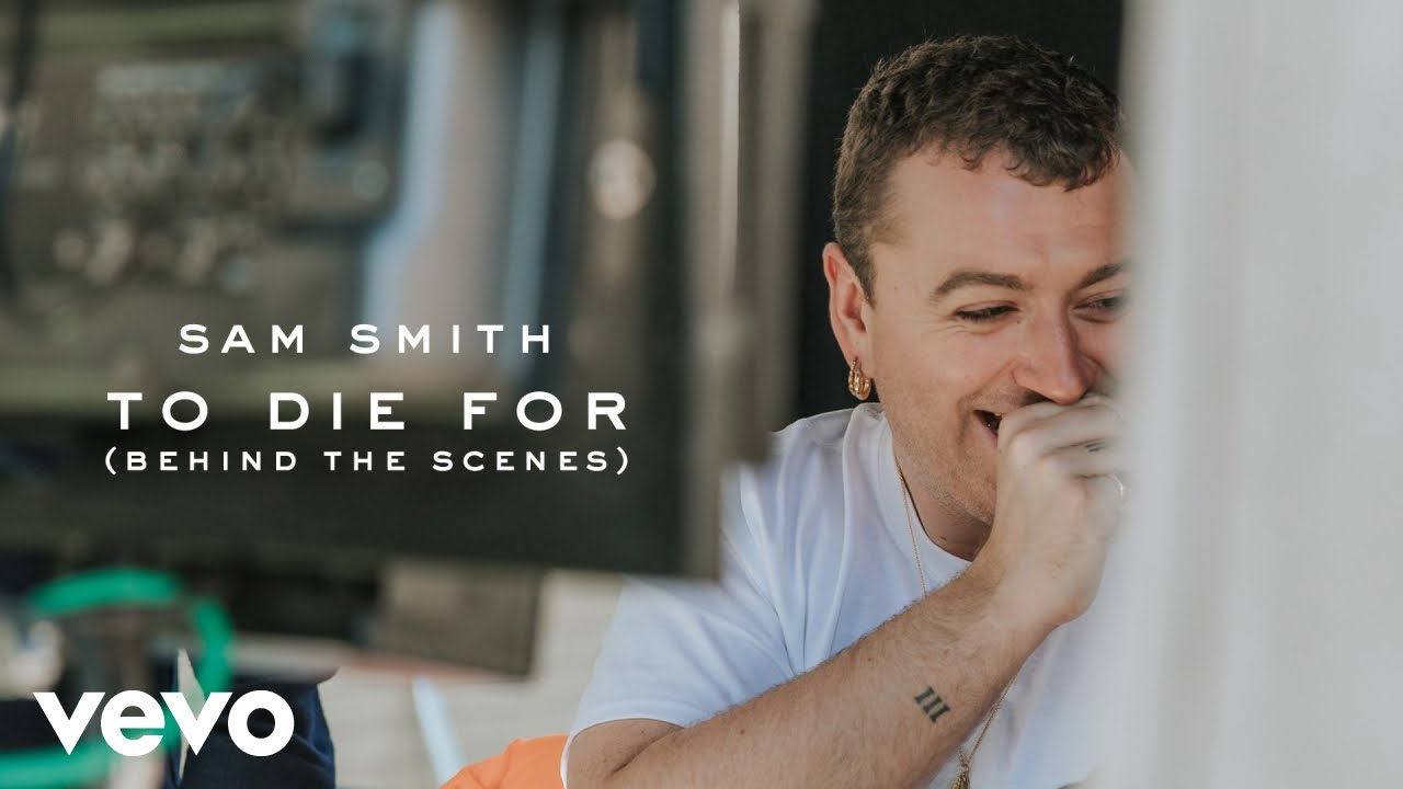 Sam Smith To Die For Behind The Scenes Youtube