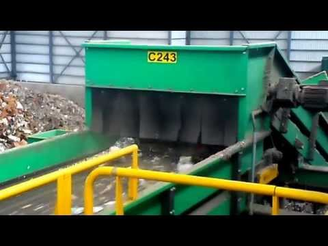 200 sub special ! JRM Hauling And Recycling GreenWorks Recycling MRF ( Materials Recovery Facility)