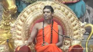 Siddha Tradition Day 3 Siddhas and Their Siddhis   Nithyananda Morning Satsang 15 Nov, 2010 Message