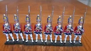 Toy Soldier Review: 1st Foot Guards Grenadiers