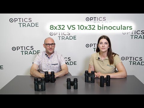 8x32 VS 10x32 Binoculars | Optics Trade Debates
