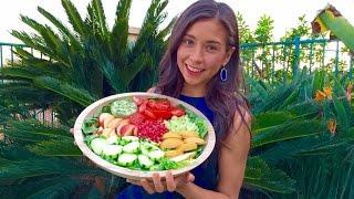 My Favorite Salad! (low Fat, Raw Vegan)