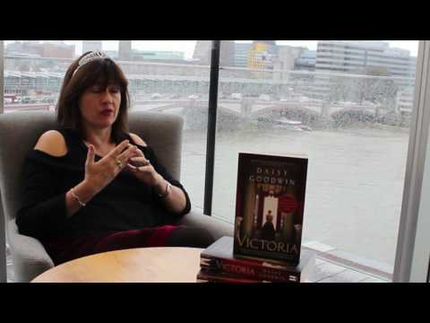 Daisy Goodwin: An Exclusive Interview on Victoria A Novel of a Young Queen