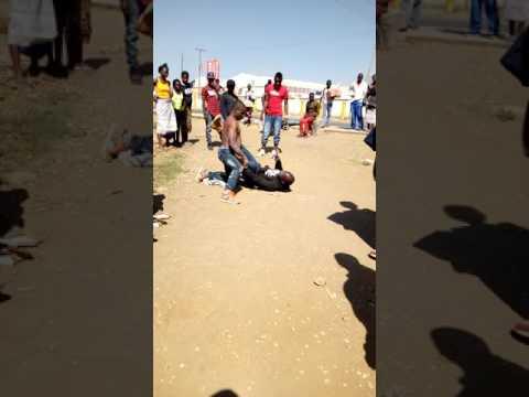 Boxing  from Lusaka  Zambia