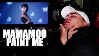 MAMAMOO - Paint Me MV Reaction [VOCALS GOT ME LIKE]