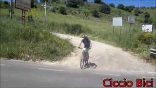 Campionato Intersud - 1a Marathon MTB Castello di Pietrarossa (Riprese video)