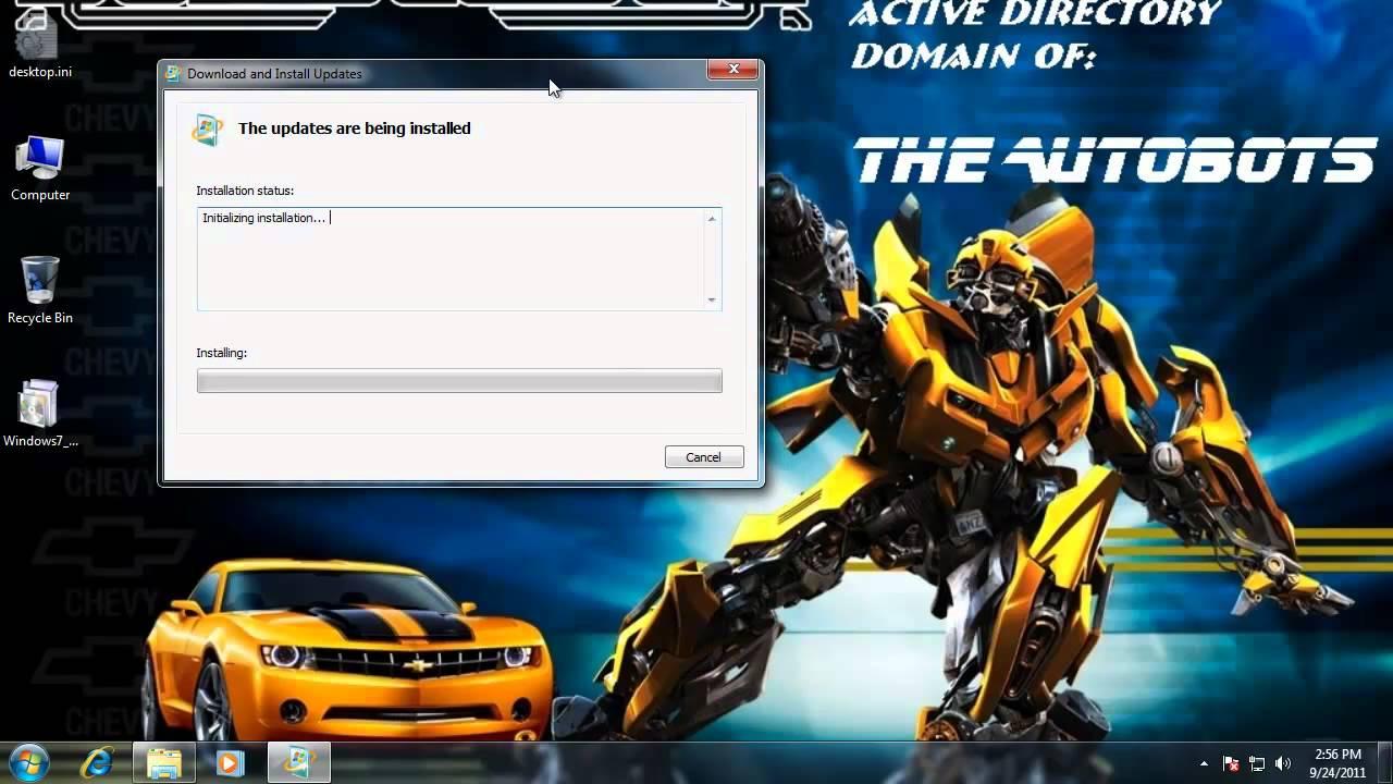 Windows 7 Remote Administration Tools