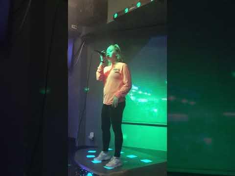 Before He Cheats  - Alyssa @ Karaoke
