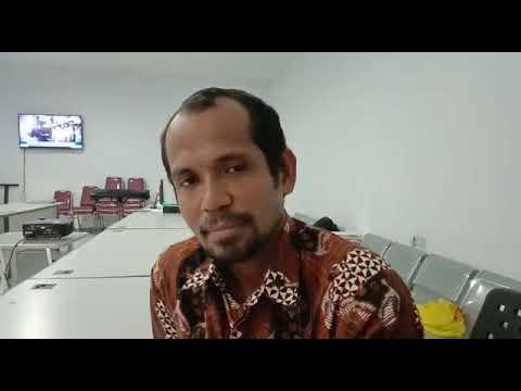 ASN INSPEKTORAT MALRA KLARIFIKASI SOAL BALAI OHOIWIRIN YANG TERBENGKALAI