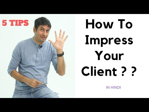 5 Tips to impress your client for photography work thumbnail