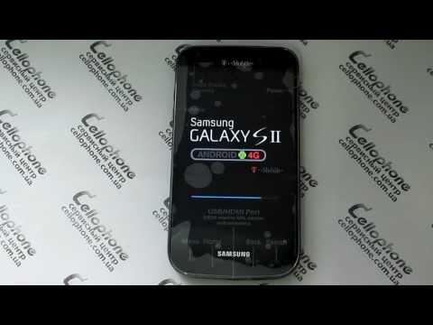 Разблокировка Samsung Galaxy S 2 t989 Unlock
