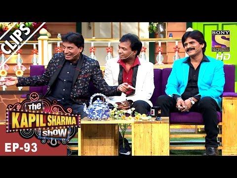 Raju and Sunil Pal share their experiences - The Kapil Sharma Show - 26th Mar, 2017