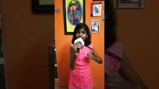 """""""Neela Raavin"""" Aashriya Santhosh (Light music)"""